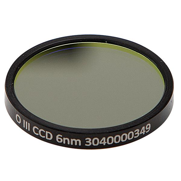 Used  Astronomik 6 nm OIII MFR Narrowband Filter - 31 mm Mounted