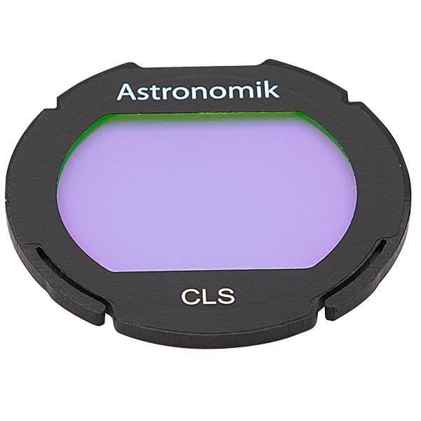 Used Astronomik CLS Light Pollution Filter - Canon EOS APS Clip
