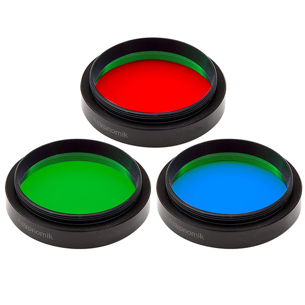 Astronomik Deep-Sky RGB Filter Set - T-Thread Cell