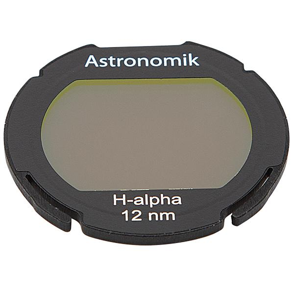 Used Astronomik H-Alpha 12nm CCD Filter - Canon EOS Full Frame Clip