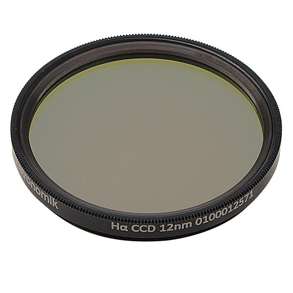 "Used Astronomik H-Alpha 12nm CCD Filter - 2"" Mounted"