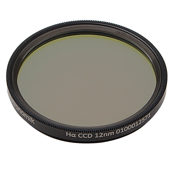 "Astronomik H-Alpha 12nm CCD Filter - 2"" Round Mounted"