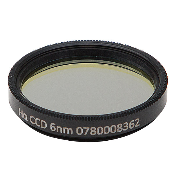 "Astronomik H-Alpha 6nm CCD Filter - 1.25"" Round Mounted"