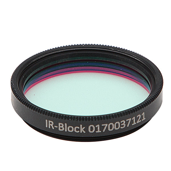 "Astronomik IR Blocking Filter for CCD - 1.25"" Round Mounted"