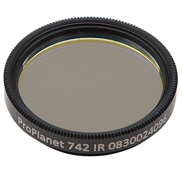 "Astronomik Planet IR Pro 742 Filter - 1.25"" Round Mounted"