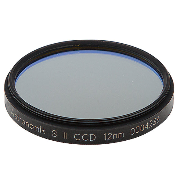 "Astronomik SII 12nm CCD Filter - 2"" Round Mounted"