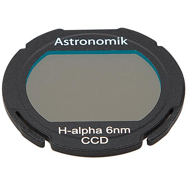 Used Astronomik H-Alpha 6nm CCD Filter - Canon EOS Clip