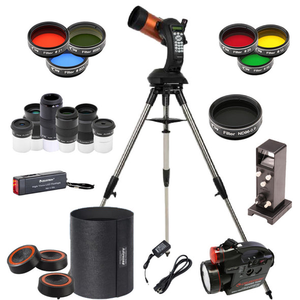 Celestron Nexstar 4SE F/13 Goto Telescope Advanced Package