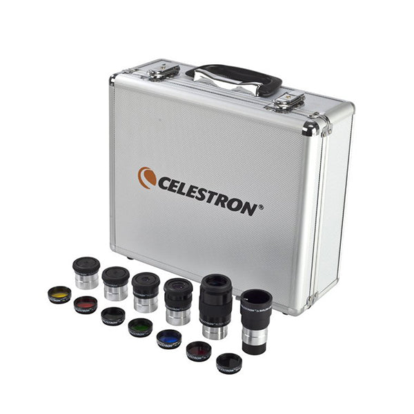 Celestron Eyepiece & Filter Accessory Kit - 1.25""