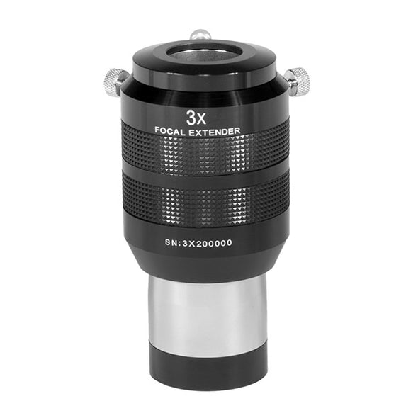 Explore Scientific 3x Focal Extender 2-Inch Barrel 4 Elements