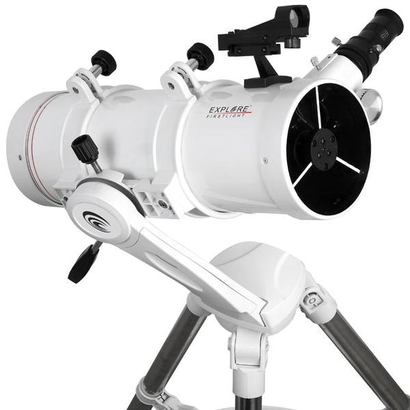Explore Scientific FirstLight 114mm Newtonian with Twilight Nano Mount