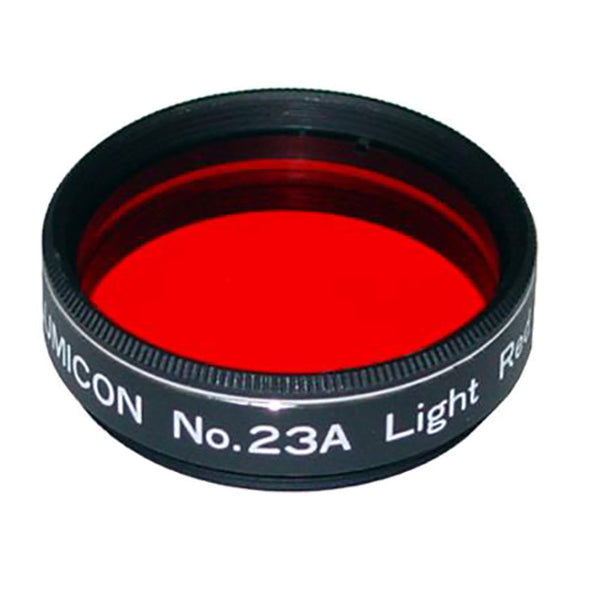 Lumicon Visual Filter #23A Light Red 1.25""