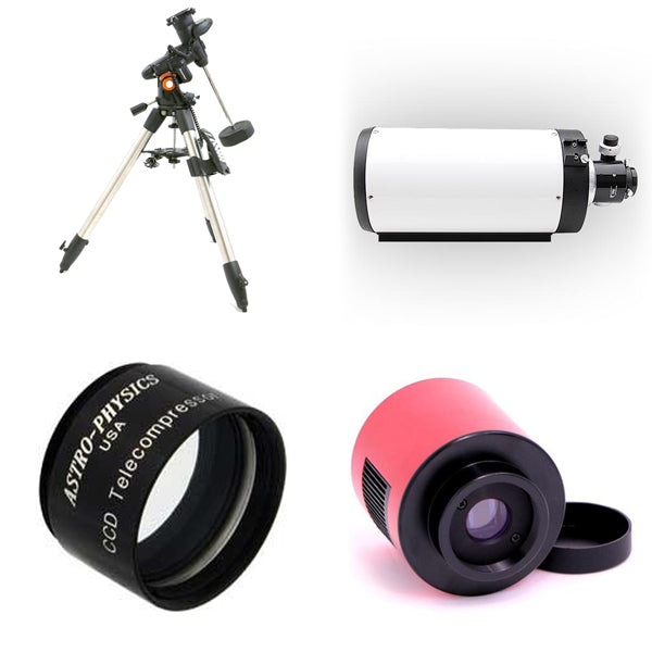 "OPT 6"" Ritchey Chretien Astrophotography Package"
