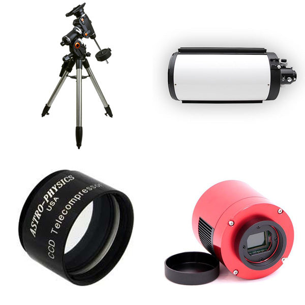 "OPT 8"" Ritchey Chretien Astrophotography Package"