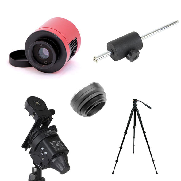 OPT Camera Tracker Astrophotography Package