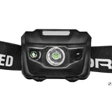 Orion RedBeam LED Motion Sensing Headlamp-close