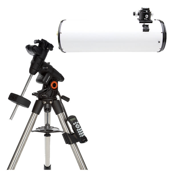 "TPO 8"" f/4 Imaging Newtonian w/ Advanced VX Mount & Polar Finder"
