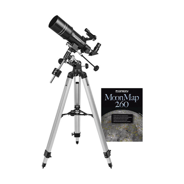 Orion Observer 80ST EQ f/5 Doublet Refracting Telescope