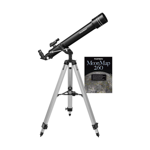 Orion Observer II 70mm f/10 Doublet Refracting Telescope