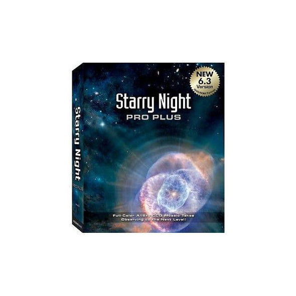 Orion Starry Night Pro Plus 6.3 Astronomy Software