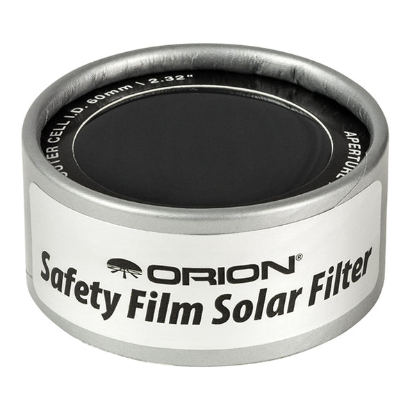 Orion 2.32 inch ID E-Series Safety Film Solar Filter