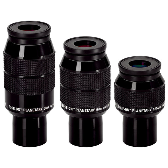 Orion Edge-On Planetary Eyepiece Set