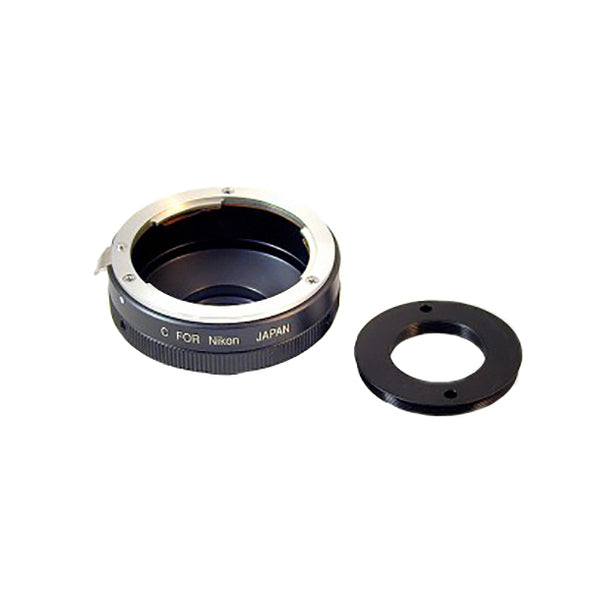 SBIG Nikon Lens Adapter For STF-402, STF-1603, or STF-3200 Cameras