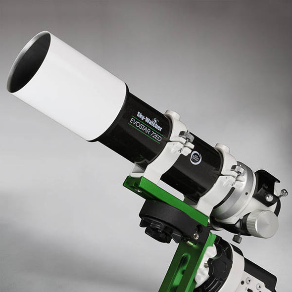 "Sky-Watcher Evostar 72 f/5.8 Doublet Refracting Telescope with 2"" Focuser"