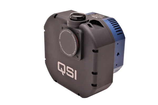 Used QSI 683WSG Mono CCD Camera w/8-Position CFW, C-mount guide port
