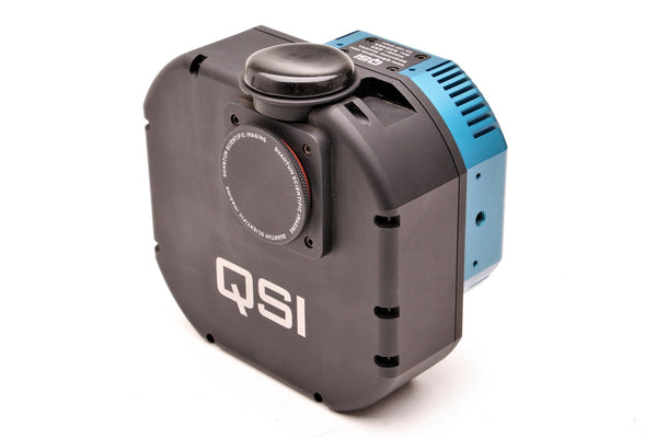 Used QSI 683WSG Mono CCD Camera w/8-Position CFW, T-Thread IGP and Astrodon Filters - Sold