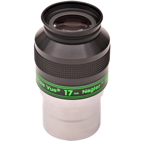 "Demo Tele Vue 17mm Nagler 2"" Type 4 Eyepiece-UT-11613-SOLD"