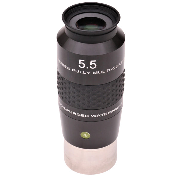 "Used Explore Scientific 5.5mm 100 Degree Eyepiece - 2"" - SOLD"