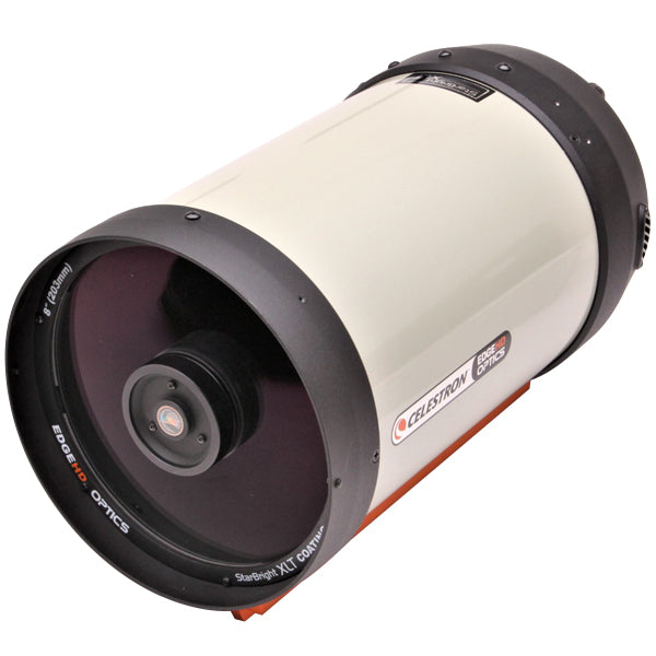"Used Celestron EdgeHD 8"" Optical Tube w/CGE-Losmandy Dovetail"