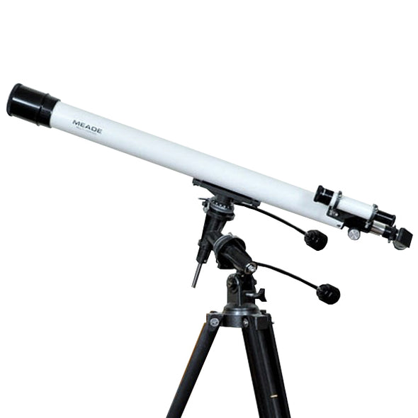 Meade #285 60mm Refractor Telescope on EQ Mount-Old/New Stock-UT-11805-SOLD-