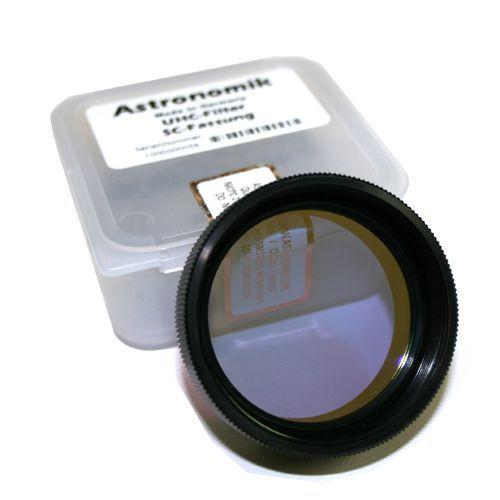 Used Astronomik UHC Filter - SCT Rear Cell