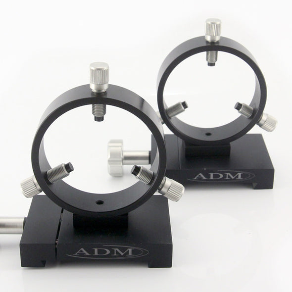ADM Losmandy D Style Mounting Tube Rings - 75mm