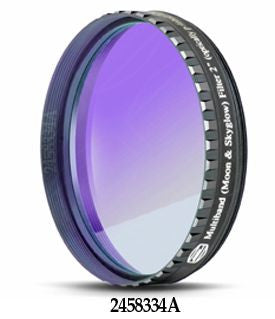 "Baader Moon and SkyGlow Filter - 2"" Round Mounted"