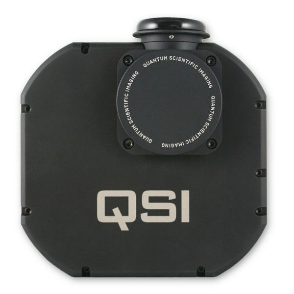 QSI 660ws Monochrome CCD Camera - Mechanical Shutter & 8 Position Filter Wheel