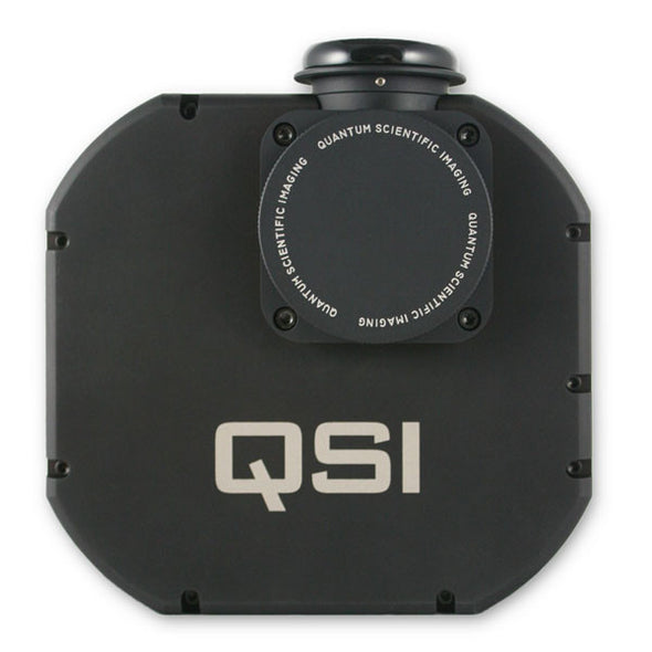 QSI 660wsg Mono CCD Camera - Mechanical Shutter, Integrated Guider Port & 5 Position Filter Wheel