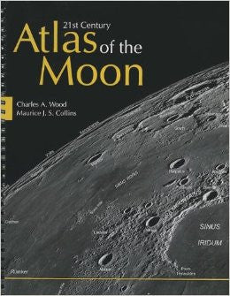 21st Century Atlas Of The Moon