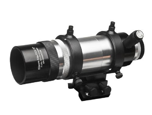 Explore Scientific 8x50 Illuminated Finder Scope - Straight Thru