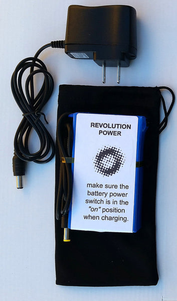 Revolution Imager Standard Battery 4800mAH W/AC Charger