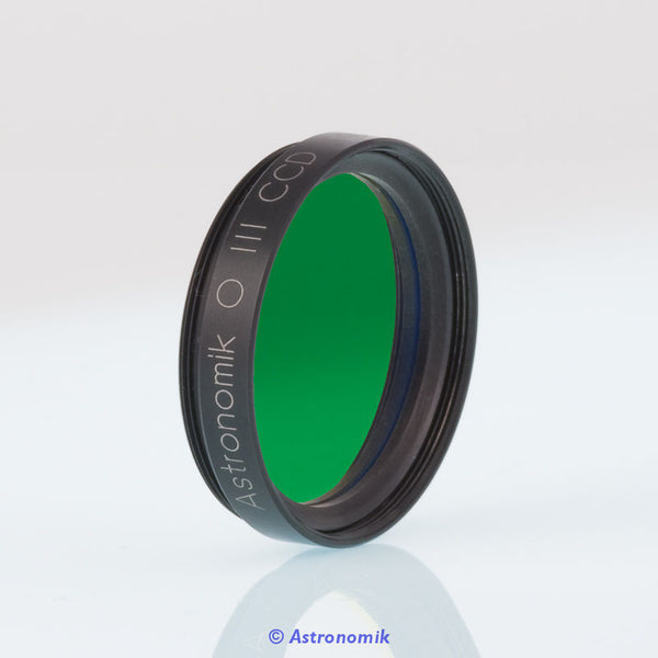 "Astronomik OIII 12nm CCD Filter - 1.25"" Round Mounted"