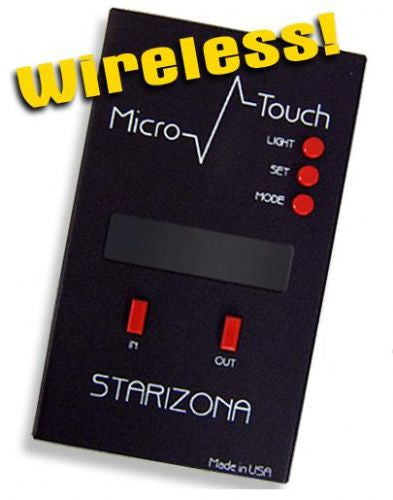 "Starlight Inst. MicroTouch Wireless Focusing System - MKIT30-WL - 2.5"", 3.0"" Feather Touch and 2.7"" Astro-Physics"