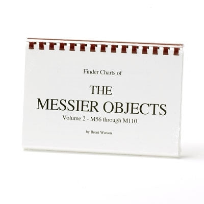 Finder Charts of The Messier Objects - Vol. 2, M56 thru M110