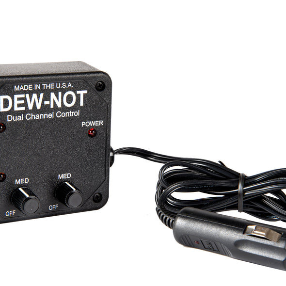 Dew-Not Dual Channel Controller with Micro Processor