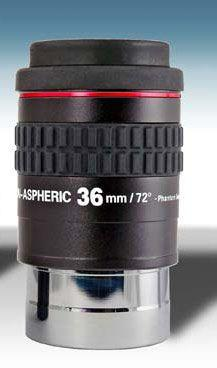 "Used Baader 36mm Hyperion Aspheric Eyepiece - 1.25""/ 2"""