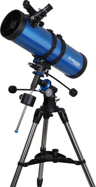 Meade Polaris'????????ƒ????????? 130mm (5.1'?????????) German Equatorial Reflector
