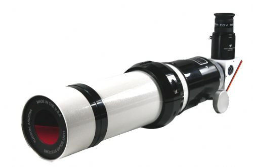 Lunt Solar 60mm H-Alpha Double Stack Telescope - B1200 - Pressure Tuner - Crayford Focuser