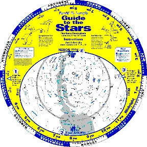 David H. Levy Planisphere